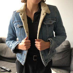 Levi's Shearling Jacket